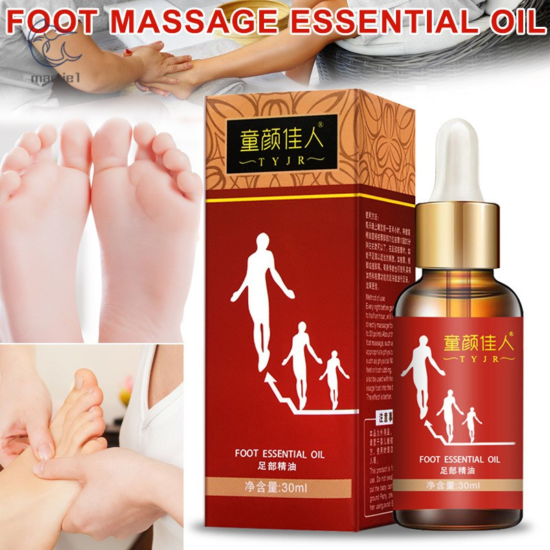 Height Increase Essential Oil Foot Care Blood Circulation Excitation Stimulate Growth Cells
