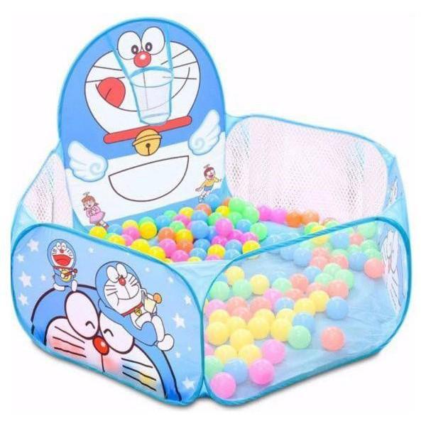 [SALE GIÁ SỐC] Lều bóng hình thú kèm 150 bóng nhựa cho bé