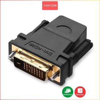 Đầu chuyển đổi DVI sang HDMI (24+1, 24+5) hai chiều