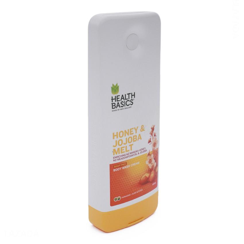 Sữa tắm cao cấp dưỡng mềm mịn da & kháng khuẩn từ tinh chất Mật ong Manuka Health Basics New Zealand 400ml - 15198673 , 364329026 , 322_364329026 , 225500 , Sua-tam-cao-cap-duong-mem-min-da-khang-khuan-tu-tinh-chat-Mat-ong-Manuka-Health-Basics-New-Zealand-400ml-322_364329026 , shopee.vn , Sữa tắm cao cấp dưỡng mềm mịn da & kháng khuẩn từ tinh chất Mật ong M