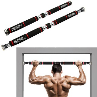 thanh xà đơn gắn khung cửa Pull Up Bar Doorway Chin Up Bar Horizontal Bar Home Gym Exercise Fitness