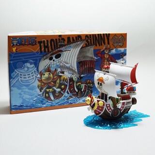 Mô hình tàu nắp ráp Thousand suny – one piece
