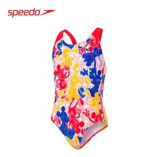 [Mã MABRHV3 giảm 10% đơn 300k tối đa 50k xu] Áo bơi một mảnh bé gái SPEEDO Disney Mickey Mouse - 8-07386C820 thumbnail