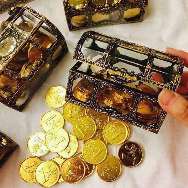 Socola rương vàng Thái Lan 112g