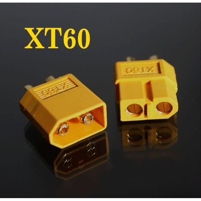 [HCM] – Jack cắm XT60 cho Pin Lipo   Mạch chia nguồn PDB   ESC   Brushed Brushless Motor BLDC