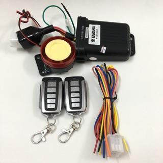 Bộ chống trộm 2 remote 5 nút 6 chức năng có dây PMG - Fi
