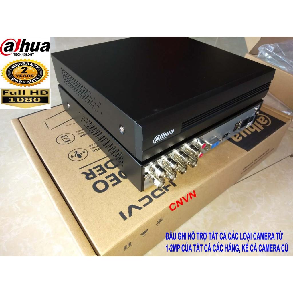 Đầu ghi hình Camera 8 kênh Dahua DH-XVR1A08