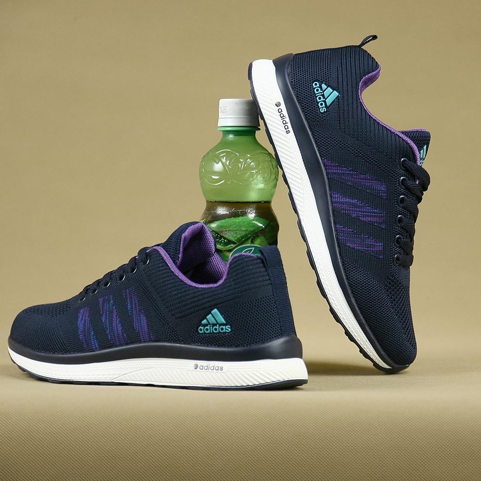 Giày Sneaker Nữ hot F20 (xanh tím) - Sản Phẩm Đúng mô tả sản phẩm