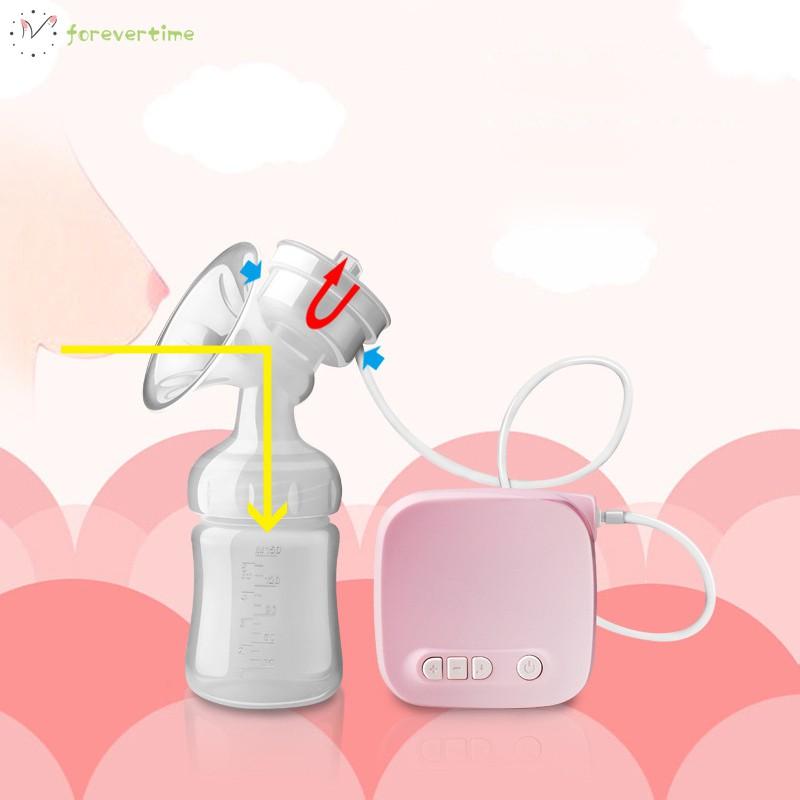 Bộ Dụng Cụ Hút Sữa Mẹ Tự Động Cho Bé
