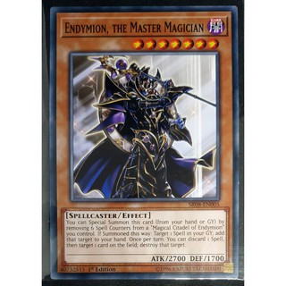 [Thẻ Yugioh] Endymion, the Master Magician
