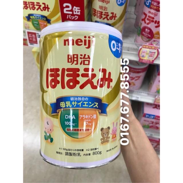 Sữa Meiji số 0-1 và 1-3 nội địa - có ảnh bill - 3201723 , 426755409 , 322_426755409 , 560000 , Sua-Meiji-so-0-1-va-1-3-noi-dia-co-anh-bill-322_426755409 , shopee.vn , Sữa Meiji số 0-1 và 1-3 nội địa - có ảnh bill