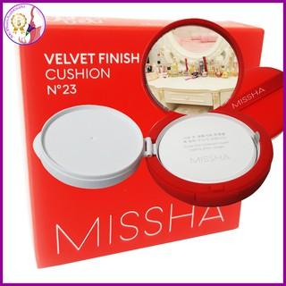 PHẤN NƯỚC KIỀM DẦU MISSHA VELVET FINISH CUSHION thumbnail