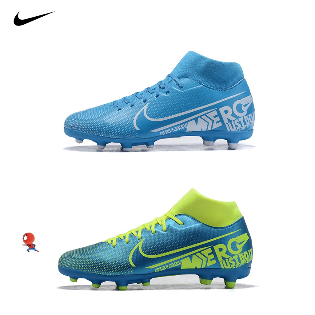 [New Products] Nike Assassin 13th Generation MG CR7 Neymar Men Training Student Football Shoes
