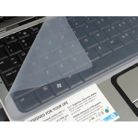 """Tấm Dán Bàn Phím Laptop (15-16"""") Chống Bụi, Nước (Silicon)"""