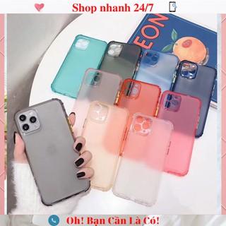 Ốp lưng iphone chống sốc nhiều màu-lưng nhám iphone 6/6plus/6s/6s plus/6/7/7plus/8/8plus/x/xs/xs max/11/11 pro/11 promax