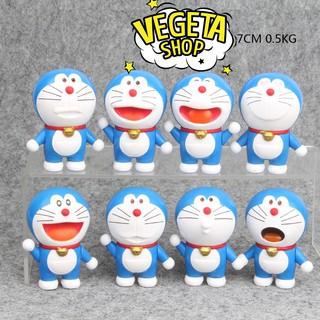 Mô hình(Figure) Doraemon (Doremon) xoay được đầu và tay 360 độ – 7cm x 3cm – Bán lẻ đồng giá 35k