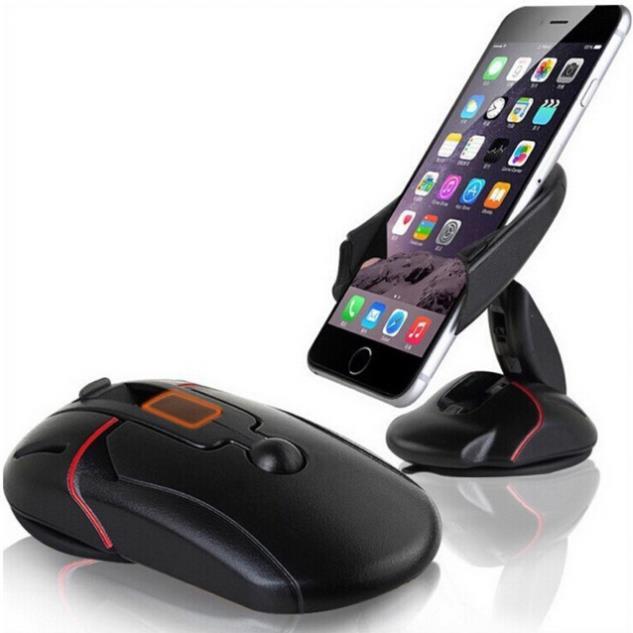 Giá đỡ điện thoại ô tô - hình con chuột ]SHOPPE TRỢ GIÁ ]