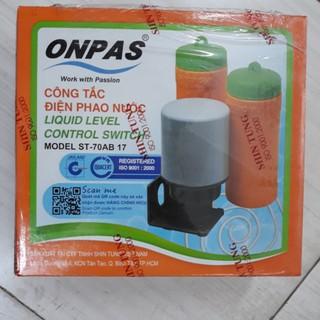 Công tắc điện Phao nước PHAO ĐIỆN ONPAS SHIN TUNG – made in Việt Nam