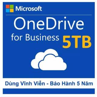 Lưu trữ online 5TB (5000GB)