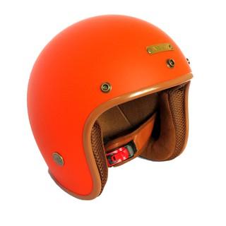 Hình ảnh Mũ bảo hiểm NTMAX 3/4 đen nhám (nhiều màu) cao cấp chuẩn quatest 4-2