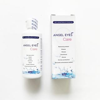 [LOẠI TỐT] Nước ngâm lens / Nước rửa lens Angel Eyes Care (dành cho mắt nhạy cảm) 150ml [Nước ngâm kính áp tròng]