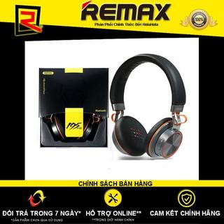Tai nghe Bluetooth chụp tai Remax RB-195HB (Trắng, Đen)