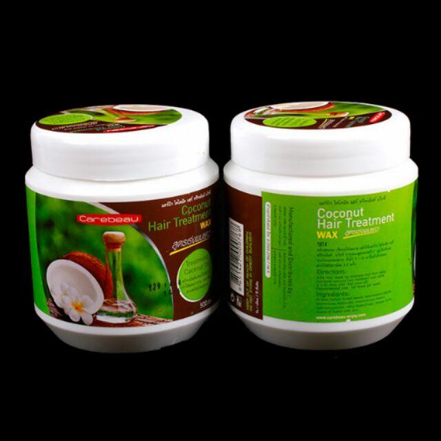 Kem ủ tóc Carebeau dầu dừa 500ml– Thái Lan - 3058549 , 362035105 , 322_362035105 , 39000 , Kem-u-toc-Carebeau-dau-dua-500ml-Thai-Lan-322_362035105 , shopee.vn , Kem ủ tóc Carebeau dầu dừa 500ml– Thái Lan