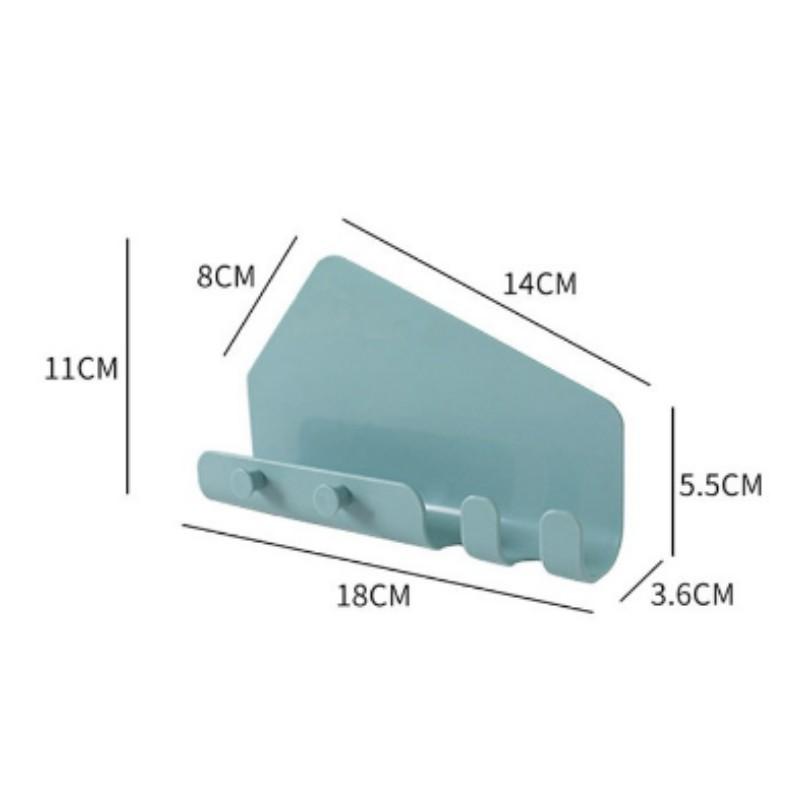 Giá treo gắn tường đựng máy tính bảng điện thoại tiện lợi  - đồ dùng tiện ích