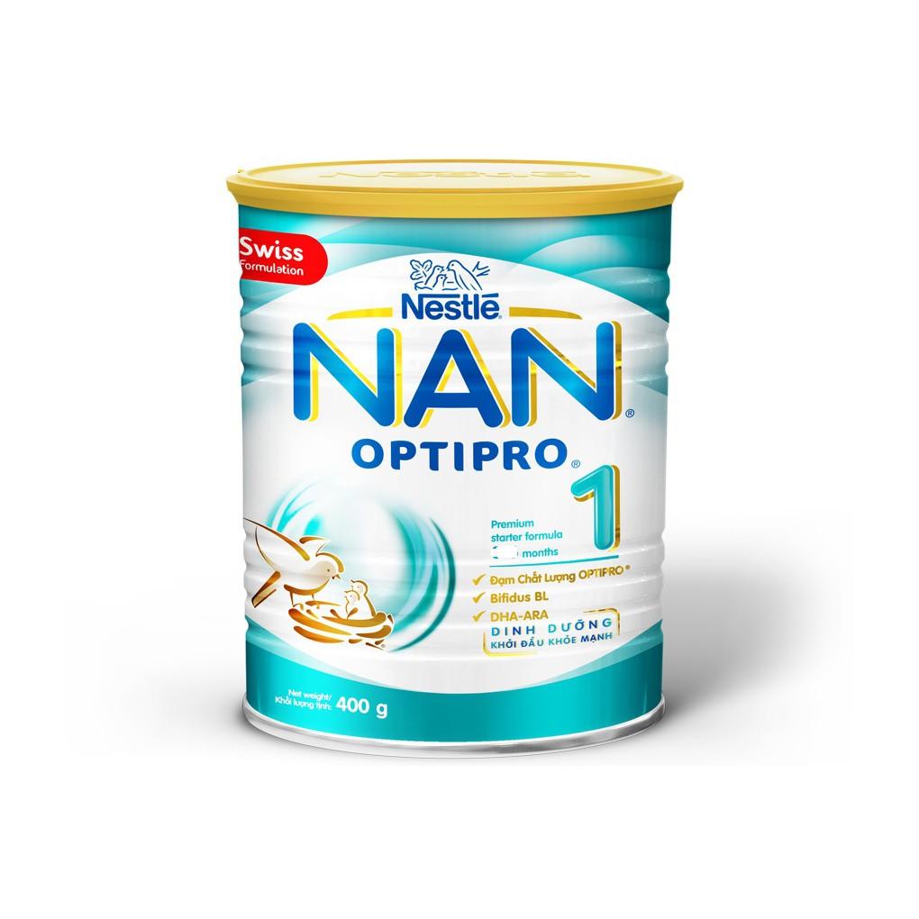 Sữa bột Nestle NAN Optipro 1 400g - 2804903 , 1250833447 , 322_1250833447 , 195000 , Sua-bot-Nestle-NAN-Optipro-1-400g-322_1250833447 , shopee.vn , Sữa bột Nestle NAN Optipro 1 400g