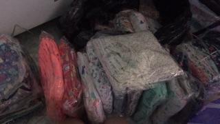 Combo 4 váy carter xuất khẩu