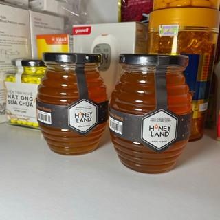 Mật Ong Nguyên Chất honeyland Hoa Xuyến chi