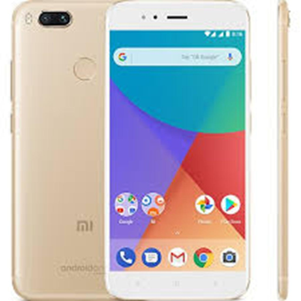 Điện thoại Xiaomi Mi A1 32GB - Chính hãng - 2940777 , 760719462 , 322_760719462 , 5690000 , Dien-thoai-Xiaomi-Mi-A1-32GB-Chinh-hang-322_760719462 , shopee.vn , Điện thoại Xiaomi Mi A1 32GB - Chính hãng