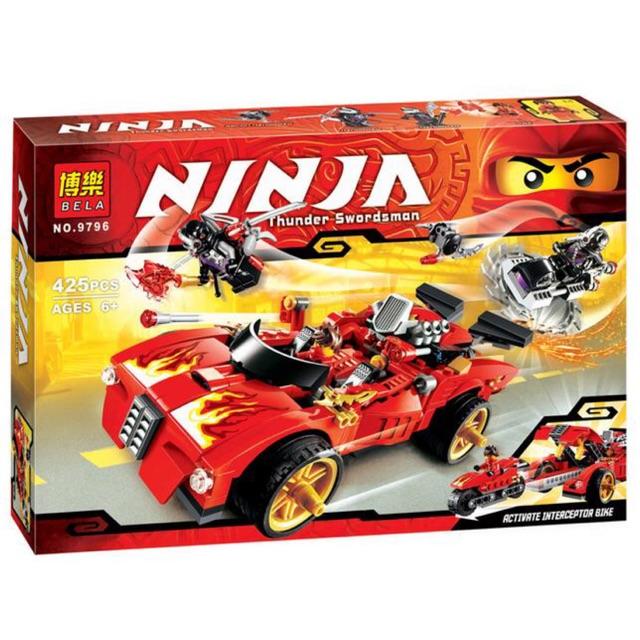 Lego ninja 9796- Xe hơi chiến đấu của Kai - 3182645 , 708923883 , 322_708923883 , 235000 , Lego-ninja-9796-Xe-hoi-chien-dau-cua-Kai-322_708923883 , shopee.vn , Lego ninja 9796- Xe hơi chiến đấu của Kai