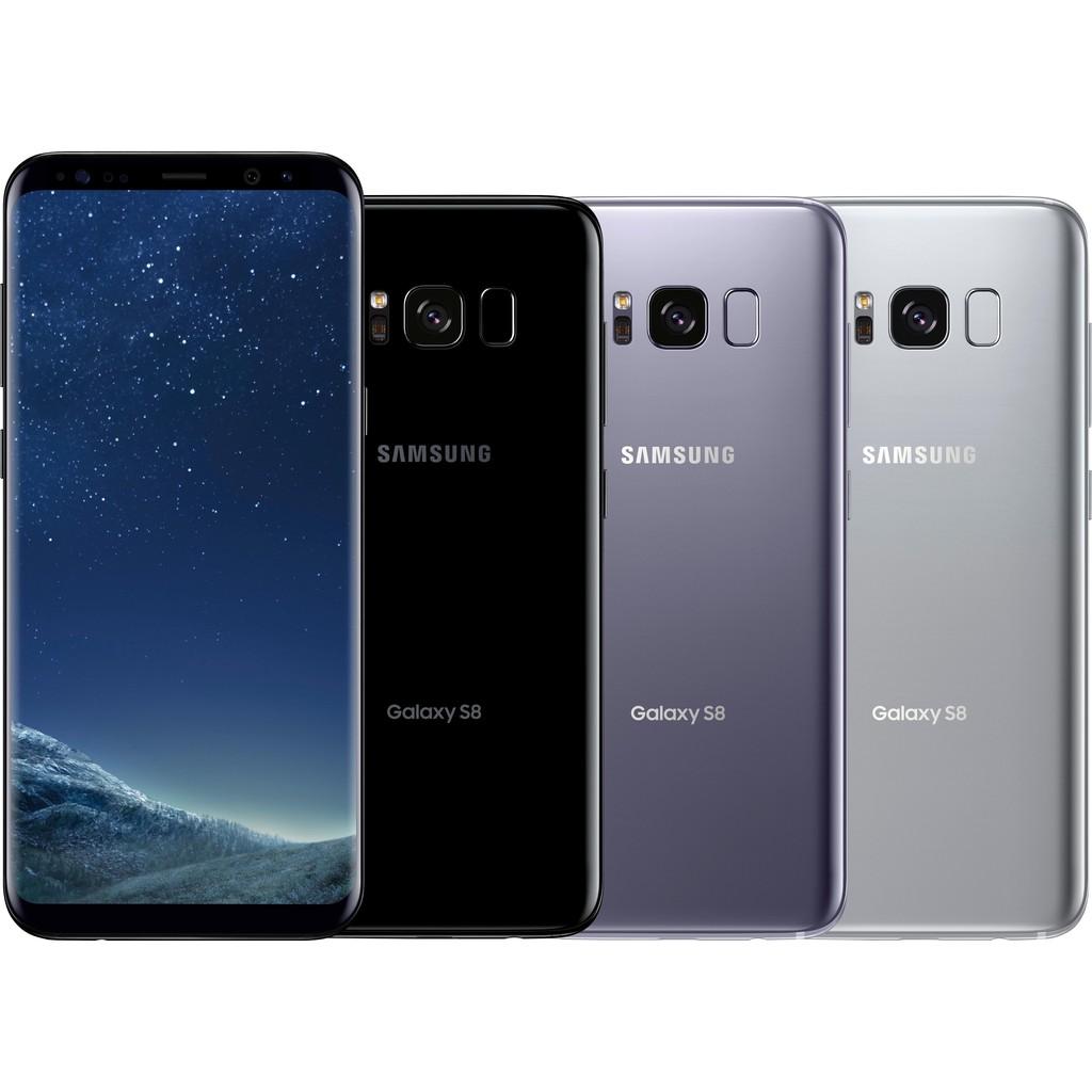 điện thoại Samsung Galaxy S8  bản 2sim mới CHÍNH HÃNG, bảo hành 12 tháng