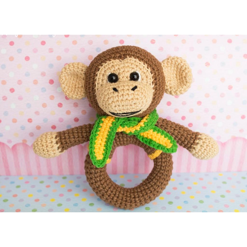 Lục lạc bé khỉ hg