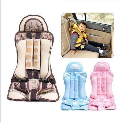 [Nhập HSOL20N giảm 20k]Đai ghế ngồi đa năng cho bé trẻ em trên xe hơi ô tô loại cao cấp