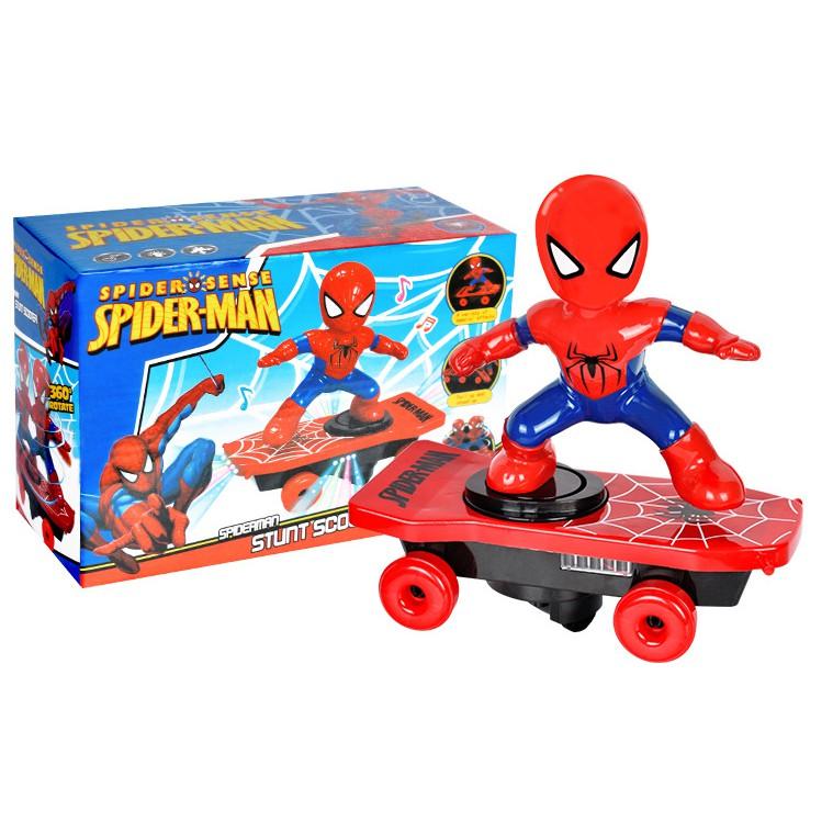 NGƯỜI NHỆN SPIDER-MAN