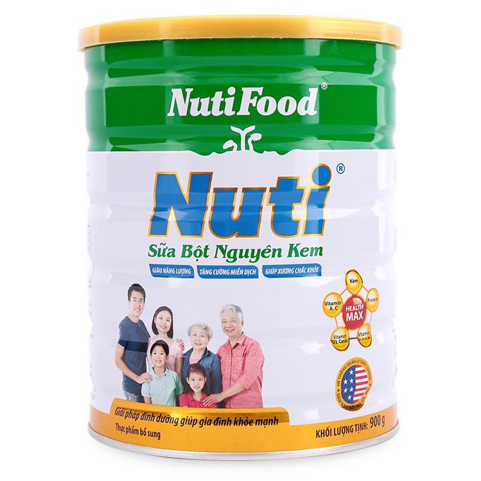 Sữa Bột Nuti Nguyên Kem Hộp 900g - 3372909 , 1199290845 , 322_1199290845 , 138000 , Sua-Bot-Nuti-Nguyen-Kem-Hop-900g-322_1199290845 , shopee.vn , Sữa Bột Nuti Nguyên Kem Hộp 900g