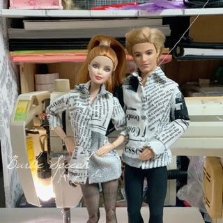 Búp bê Barbie: Áo Sơ Mi