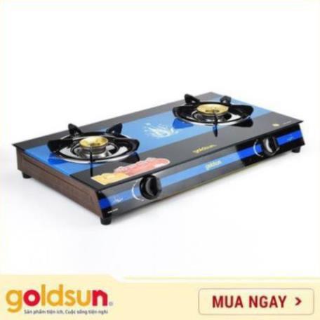 Bếp Gas Dương Đôi Goldsun BA2201 - Chính Hãng