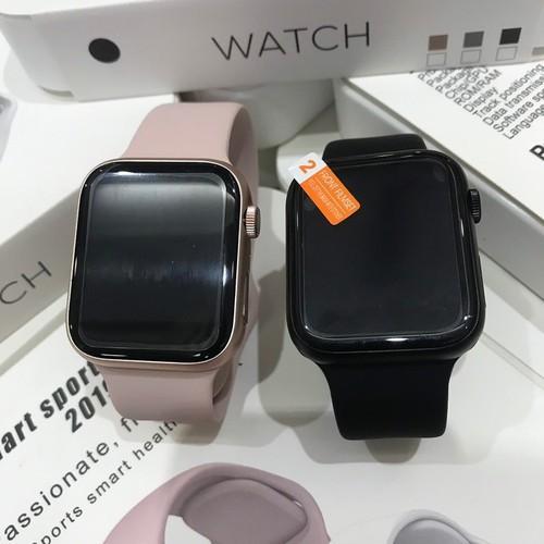 Giảm giá Đồng Hồ Thông Minh Smart Watch seri 4 Hàng 1:1 Sang Trọng còn 1,890,500đ