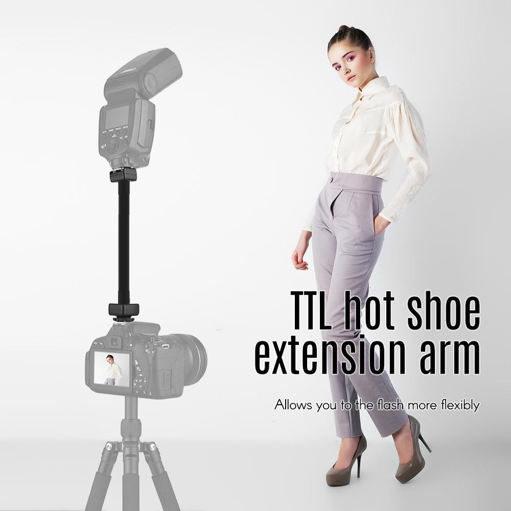 Phụ kiện giá đỡ đèn flash i-ttl cho máy ảnh Nikon DSLR