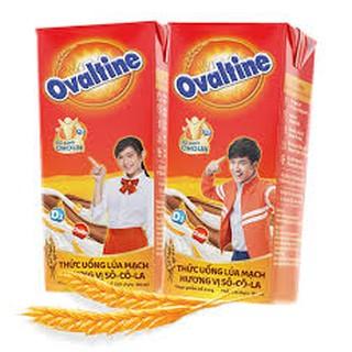 Thùng 48 Hộp Sữa Lúa Mạch Ovaltine (180ml/Hộp)