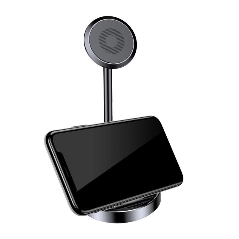 Giá đỡ điện thoại đa năng hợp kim nhôm chính hãng Baseus Destop Bracket thiết kế chắc chắn xoay 360 độ
