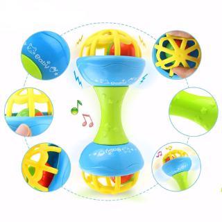 Đồ chơi trẻ em bằng nhựa mềm an toàn Tsui có thể giúp phát triển răng