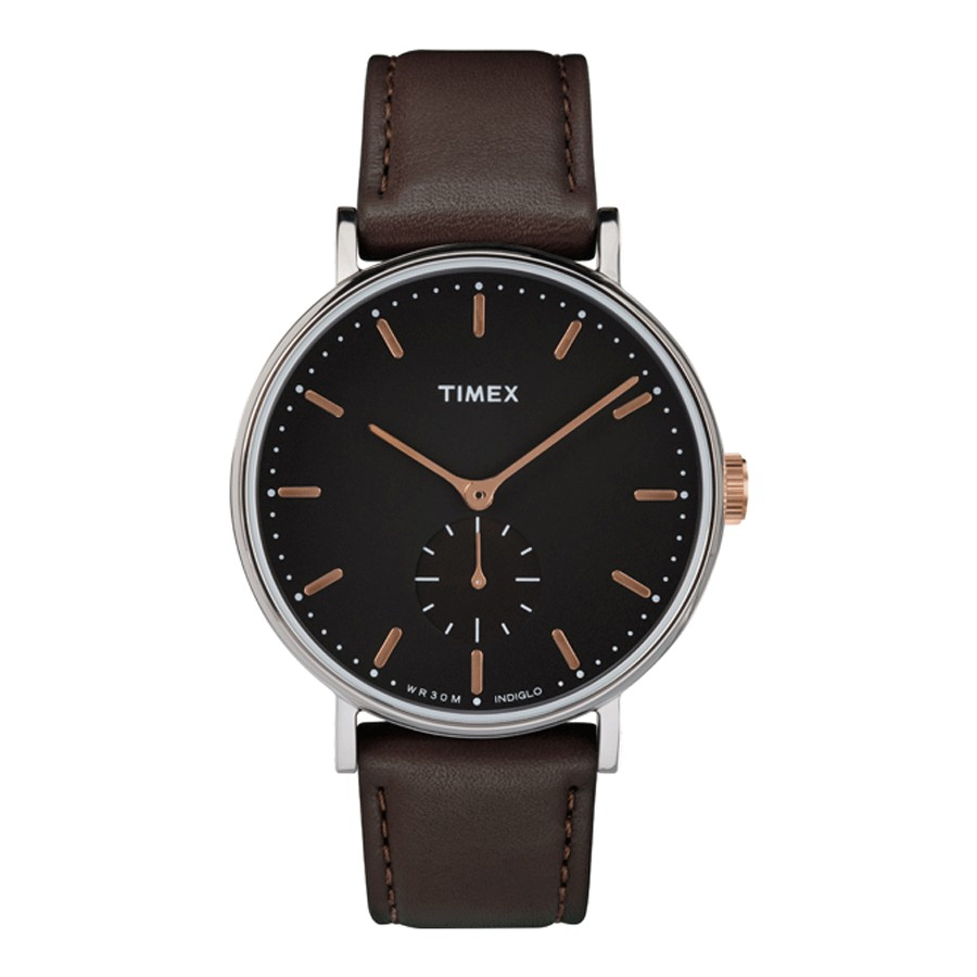 Đồng hồ Unisex Timex FAIRFIELD SUB-SECOND - TW2R37900 | TW2R38000 | TW2R38100.