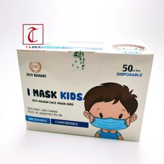 Khẩu trang y tế trẻ em Imask kid tadaa
