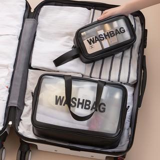 Túi Đựng Mỹ Phẩm Đồ Trang Điểm Du Lịch Chống Thấm Nước Washbag thumbnail