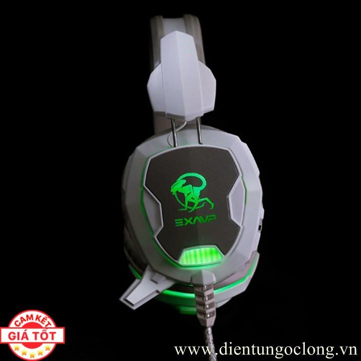 Tai Nghe Chụp Tai Chuyên Game EXAVP EX220 LED