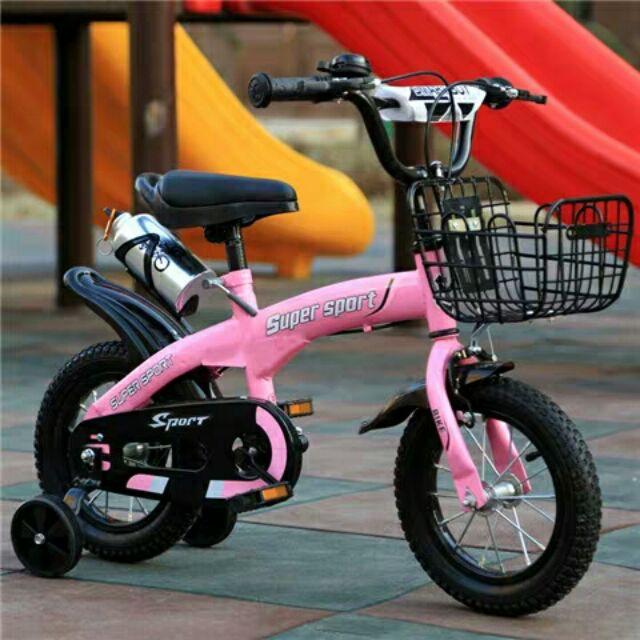 Xe đạp cho bé từ 2 -> 10 tuổi